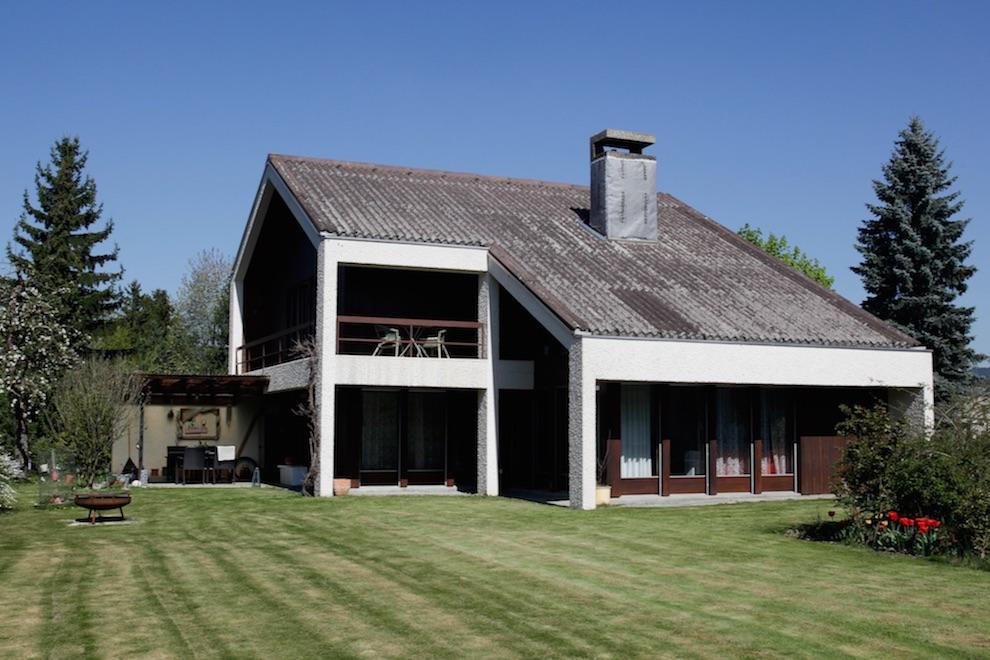 Verkauft: Einfamilienhaus Rubigen