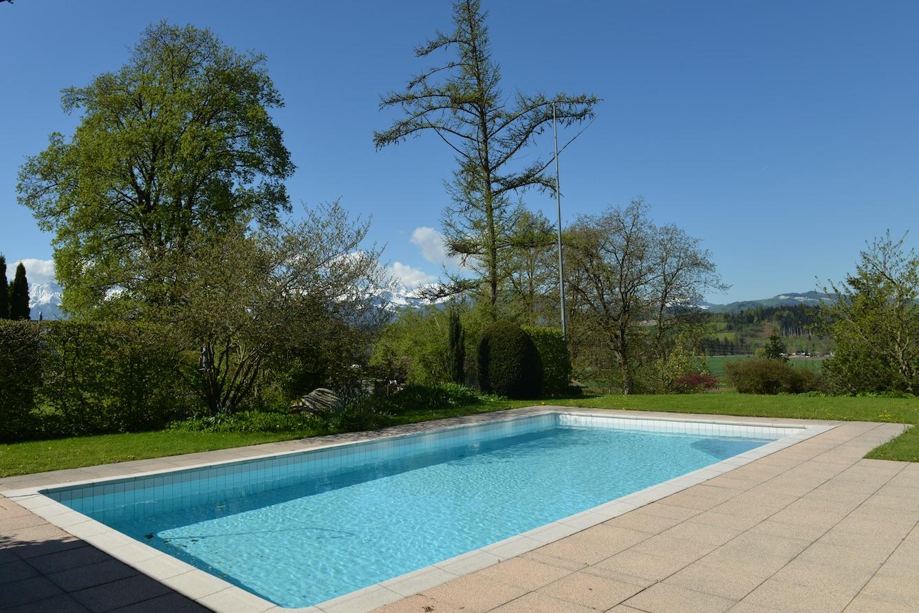 Verkauft: Villa Wichtrach