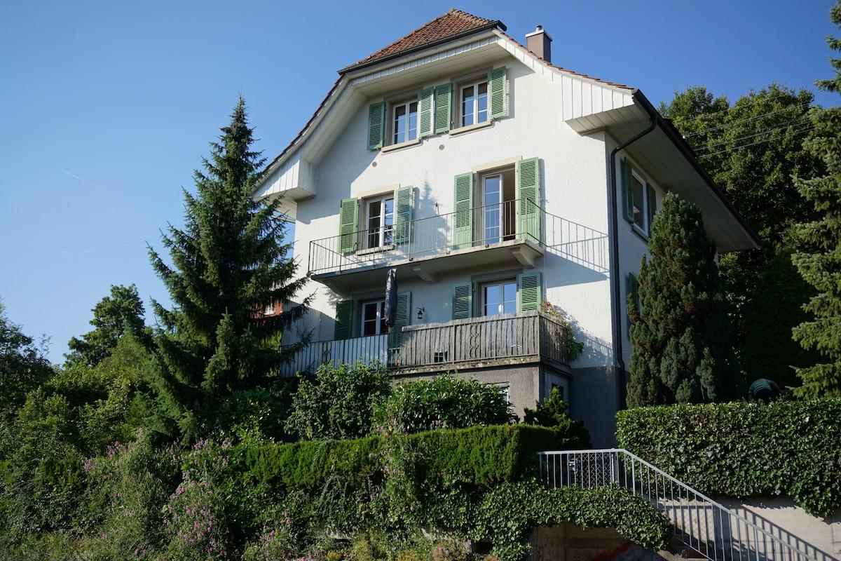 Verkauft: Einfamilienhaus Ittigen