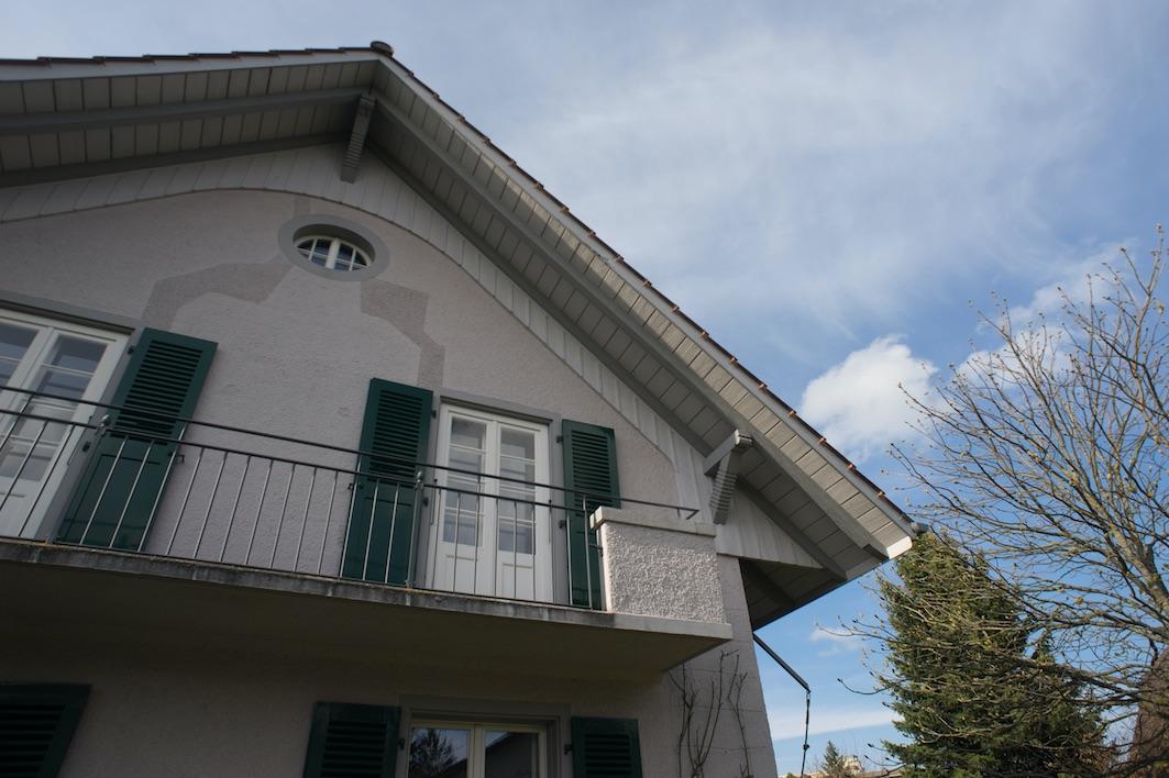 Verkauft: Einfamilienhaus Münchenbuchsee