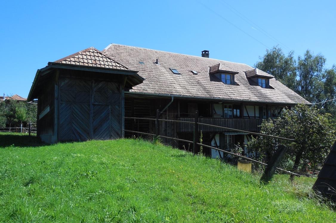 Verkauft: Bauernhaus Worb