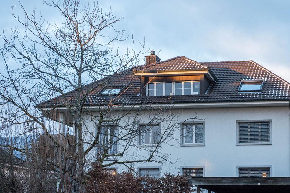 Verkauft: Dreifamilienhaus Solothurn
