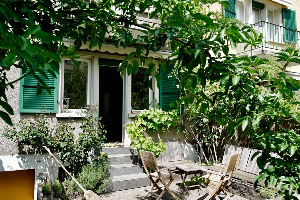 Verkauft: Reiheneinfamilienhaus Bern