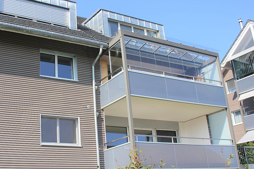 Verkauft: Eigentumswohnung Kaufdorf