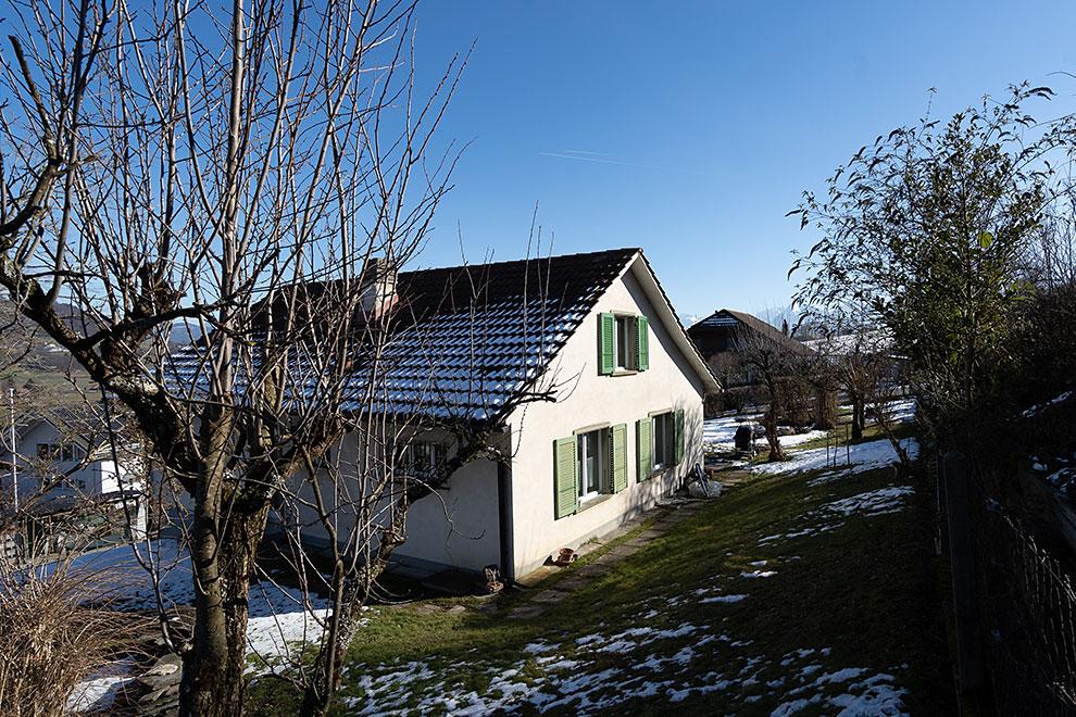 Verkauft: Einfamilienhaus Kaufdorf