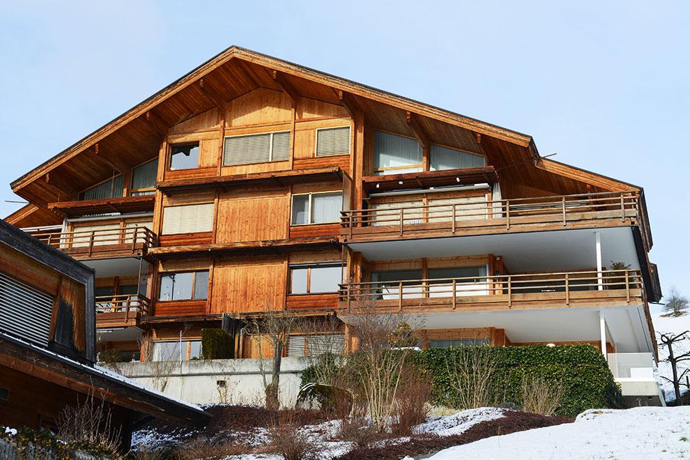 Verkauft: Eigentumswohnung Sigriswil